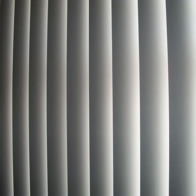 Ventajas de las persianas verticales