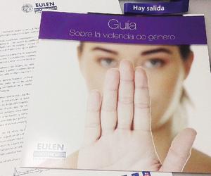 CAMPAÑA CONTRA LA VIOLENCIA DE GÉNERO