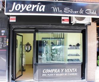 Galería de Compraventa de oro y plata en Madrid   MR. SILVER & GOLD