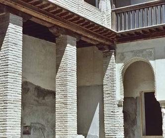 Excavaciones arqueológicas: Servicios de Bados Navarro