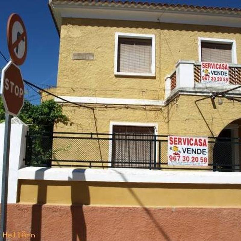 Casa en venta en Hellín céntrica : Compra y alquiler de Servicasa Servicios Inmobiliarios