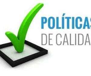 POLÍTICA CALIDAD EMPRESA