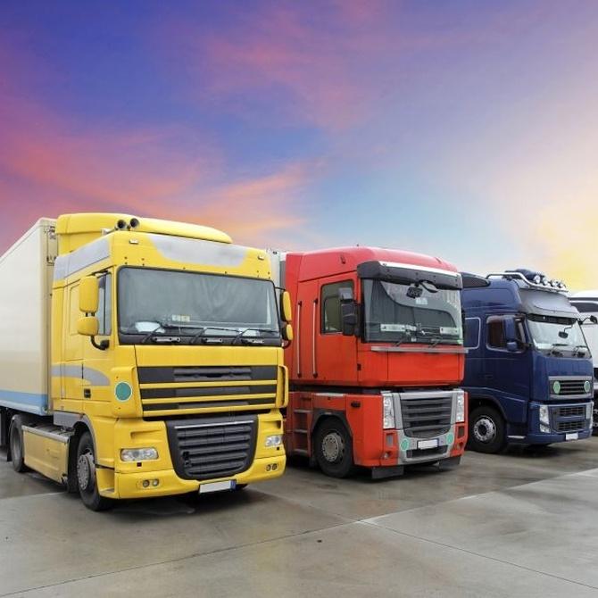 Las básculas para el peso de camiones