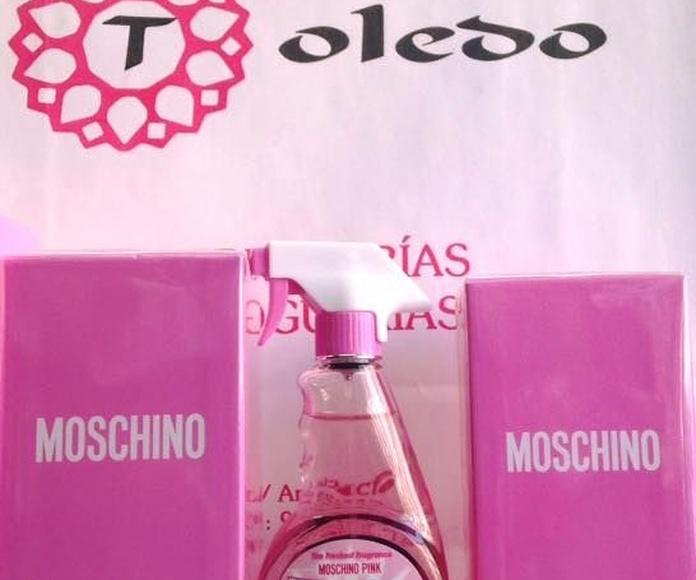 Nuevo perfume Fresh Couture de Moschino