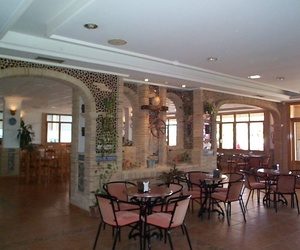 Hostal con restaurante en Garrucha