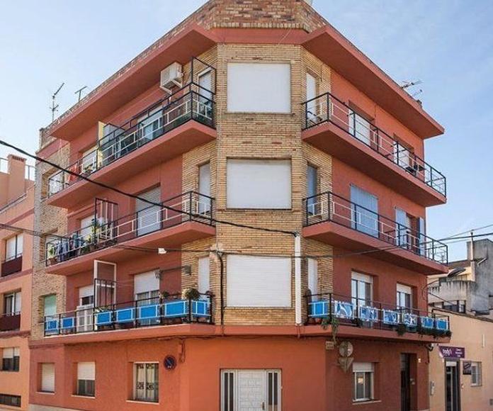 Rehabilitación de fachadas: Servicios de Pindec Creatiu