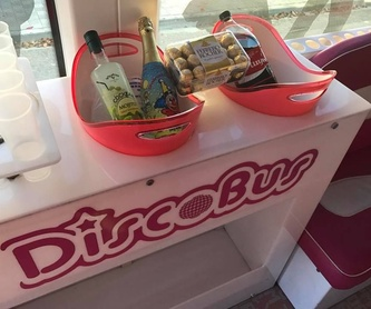 Discobus Cumpleaños : Discobus Ideas y promociones  de Discobus Sevilla