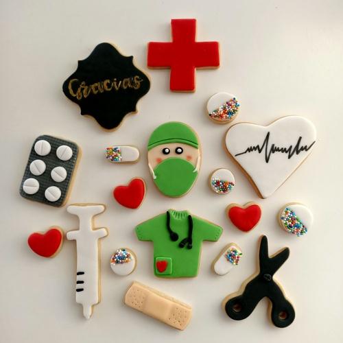 Galletas personalizadas en  | Crucis Cookies