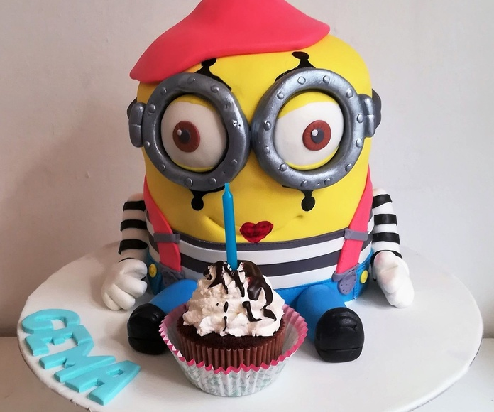 tarta minion paris