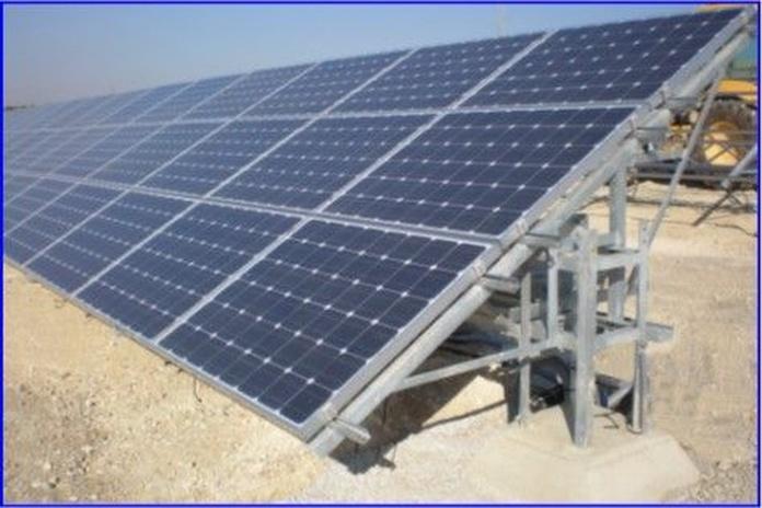 Estructuras para plantas solares: Productos  de Postemel