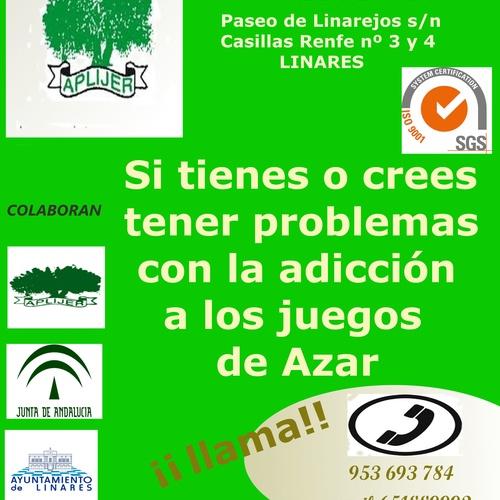 Asociaciones de ayuda en Linares   A.P.L.I.J.E.R