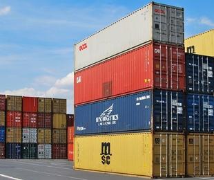 Taller y depósito de contenedores