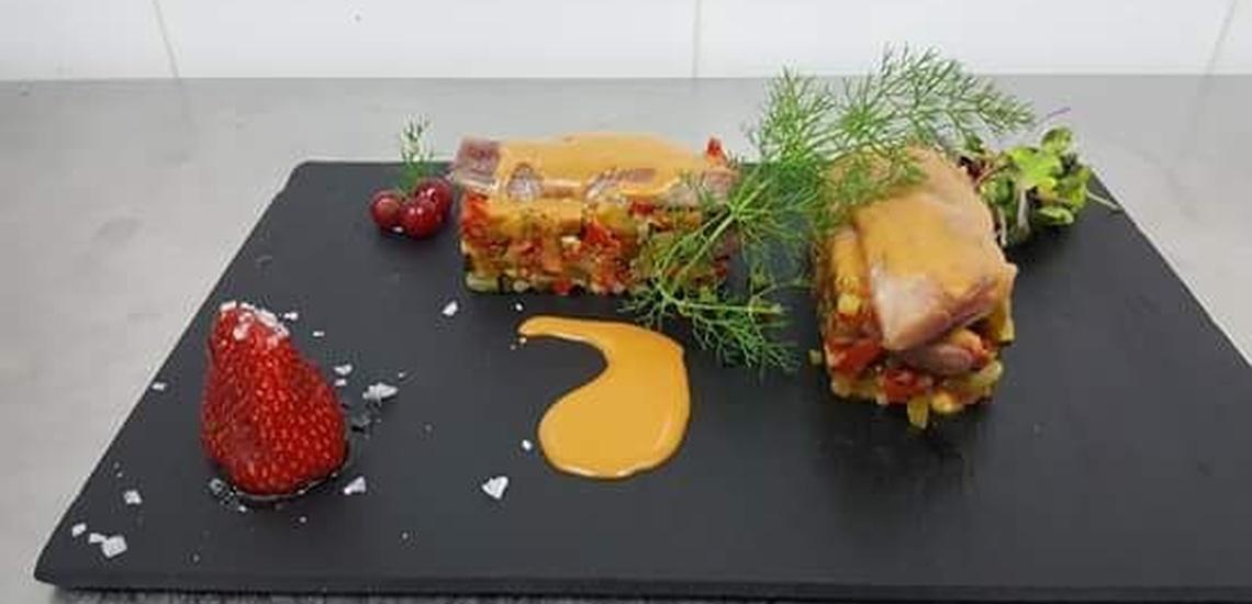 Restaurante de cocina creativa en El barco de Ávila donde cada plato es único