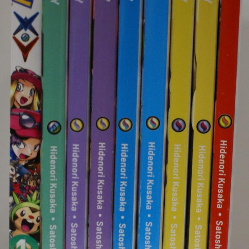 Comic POKEMON X.Y 9-VOL.: Catalogo de Ocasiones La Moneta