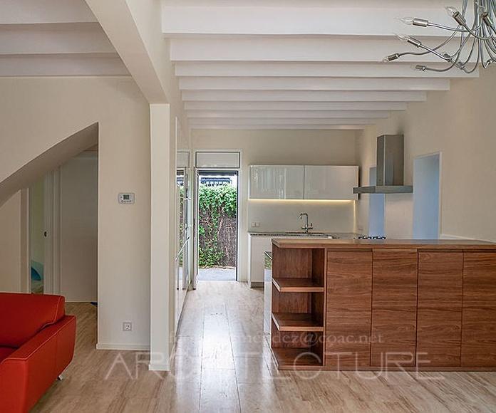 Casa Catasus  Architect Sitges.  FPM Studio .Barcelona.-: Proyectos  architectsitges.com de FPM Arquitectura