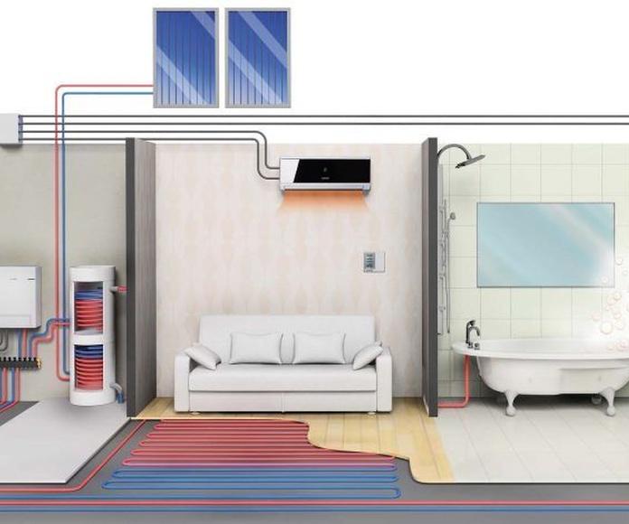 Energía renovable: Qué hacemos... de INSMUN, s.l. - Instal·lacions i Muntatges