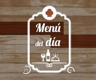 Menú diario 10€