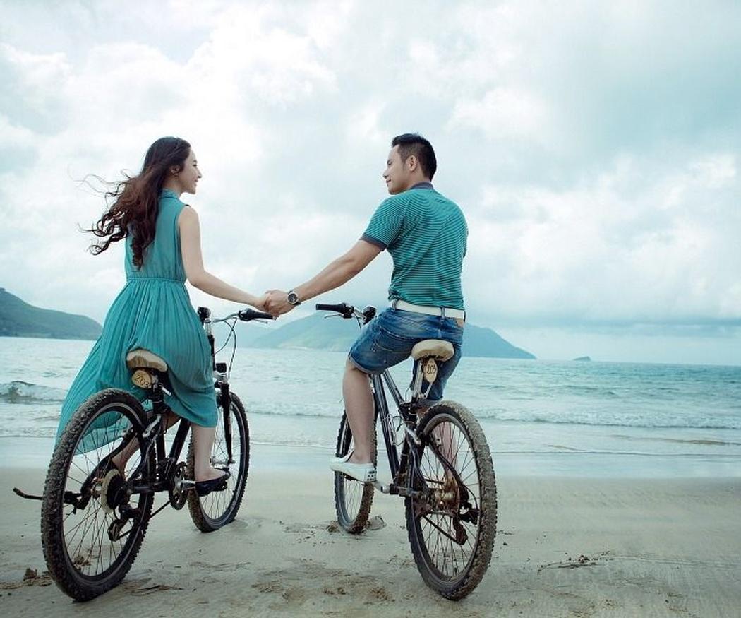 Nuestra bicicleta, siempre en perfecto estado