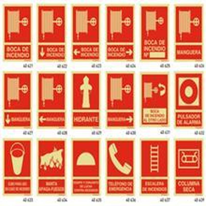 Señalización: Productos y Servicios de Asecoin
