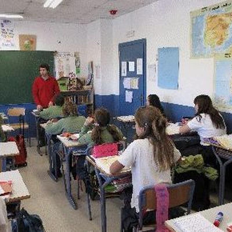 Educación Primaria: Educación y Servicios de Colegio Tres Olivos