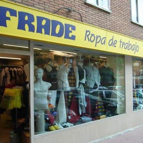 Empresas de ropa de trabajo en Leganés | Frade