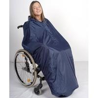 Impermeable para sillas de ruedas