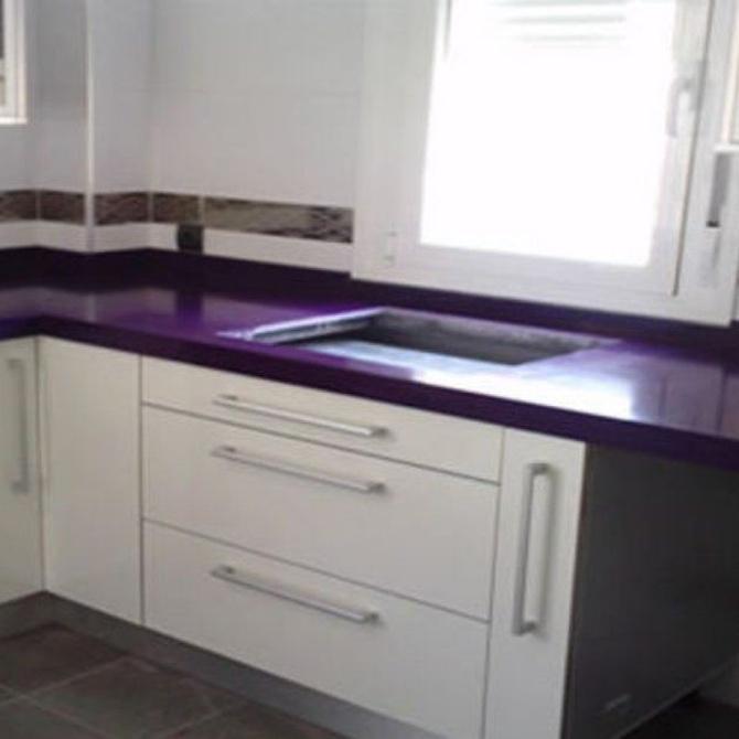 Aprovecha el espacio de tu cocina