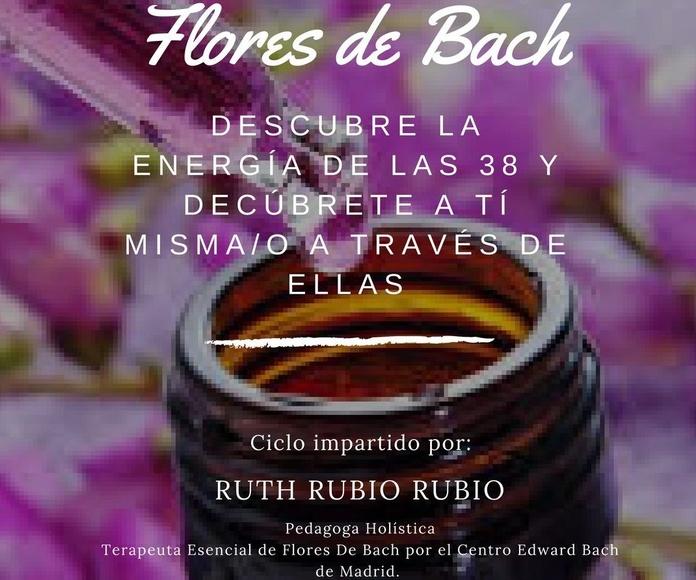 Flores de Bach: TERAPIAS Y EVENTOS de Todo Es Vibra