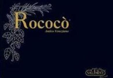 ROCOCO, estuco grassello de cal.