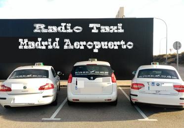 Reserva Taxi Aeropuerto - Radio Taxi Madrid Aeropuerto