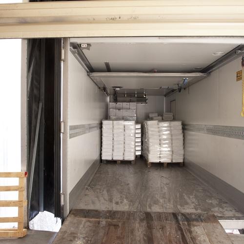 Transporte refrigerado Galicia