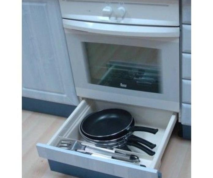 Funcionalidad y comodidad: Cocinas y Servicios de Nectali Cocinas