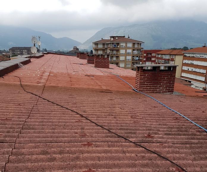 Mantenimiento de comunidades: Catálogo de Reformas y Construcciones J.A. Ortiz