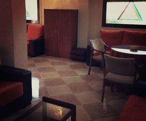 Interior de las salas