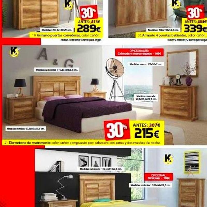 Dormitorios Chellen