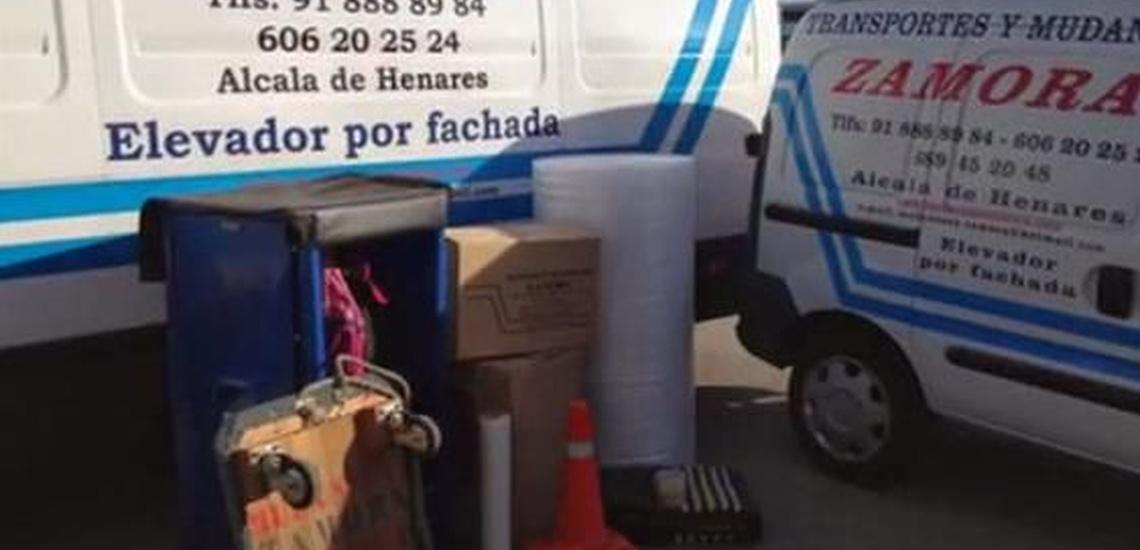 Mudanzas baratas en Alcalá de Henares con un servicio integral