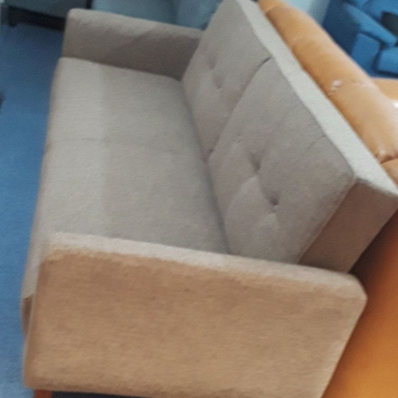 Sofa cama Marrón En Promoción (SOF017): HIPER RASTRO REMAR NAVARRA de Remar Navarra Mutilva