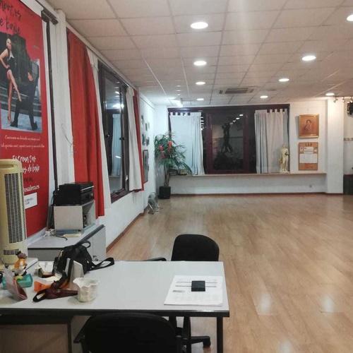 Escuela de baile de salón en Puente de Vallecas, Madrid: CAB - Baile