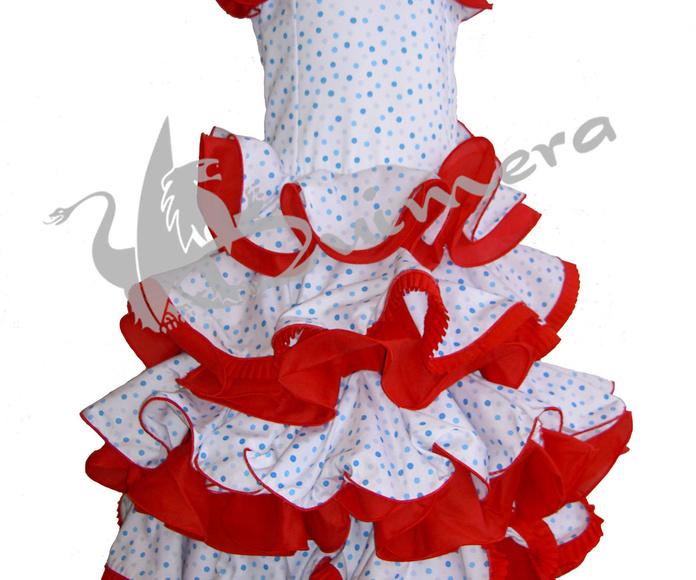 Trajes flamencos niña: Catálogo de Quimera