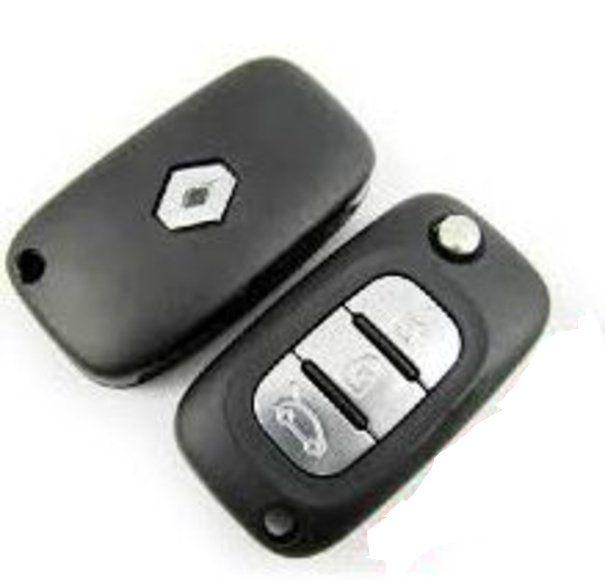 Llave de coche Renault, modelo Clio, Kangoo: Productos de Zapatería Ideal Alcobendas