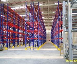Estanteria paletizado para almacenaje en A Coruña