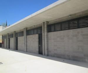 Dirección de obra nuevo campo de fútbol de Sant Genís