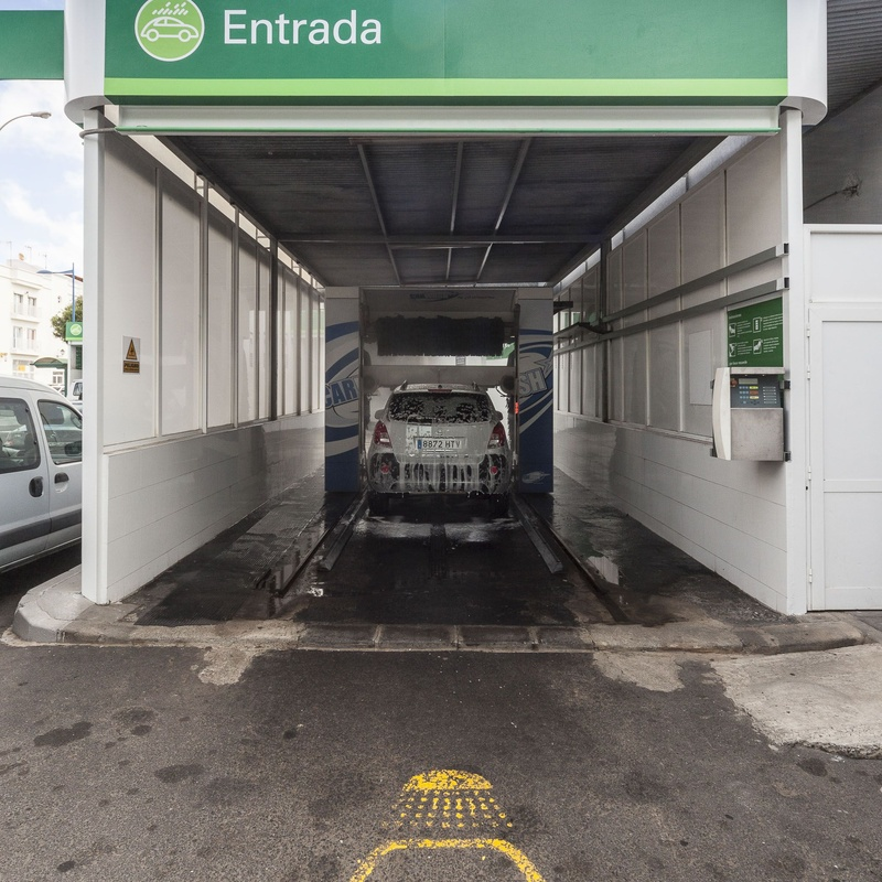 Lavado de coches: Servicios de Gasolinera El Carmen