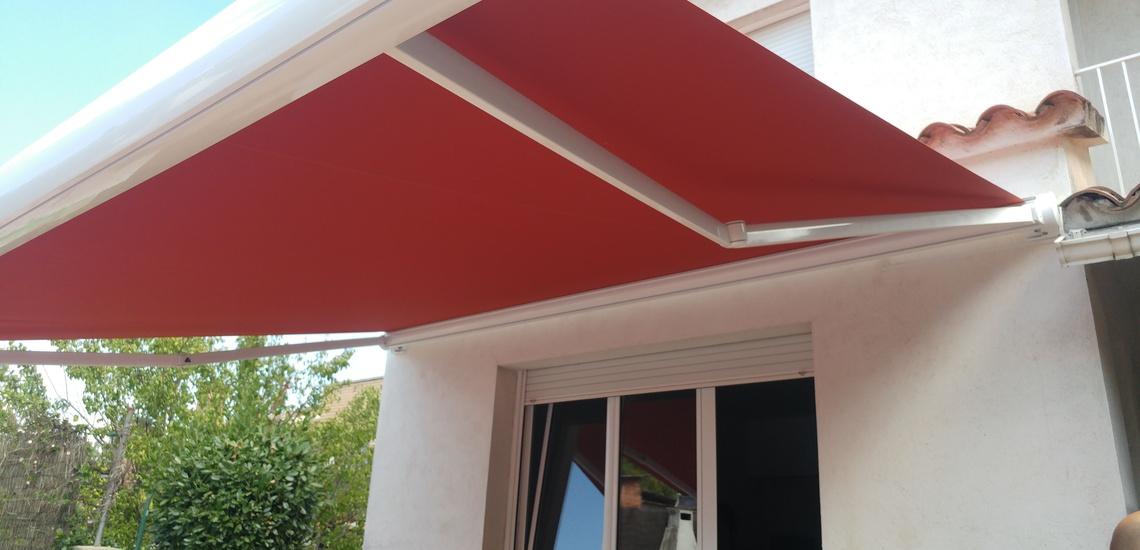 Instalación y reparación toldos en Sabadell en viviendas y locales