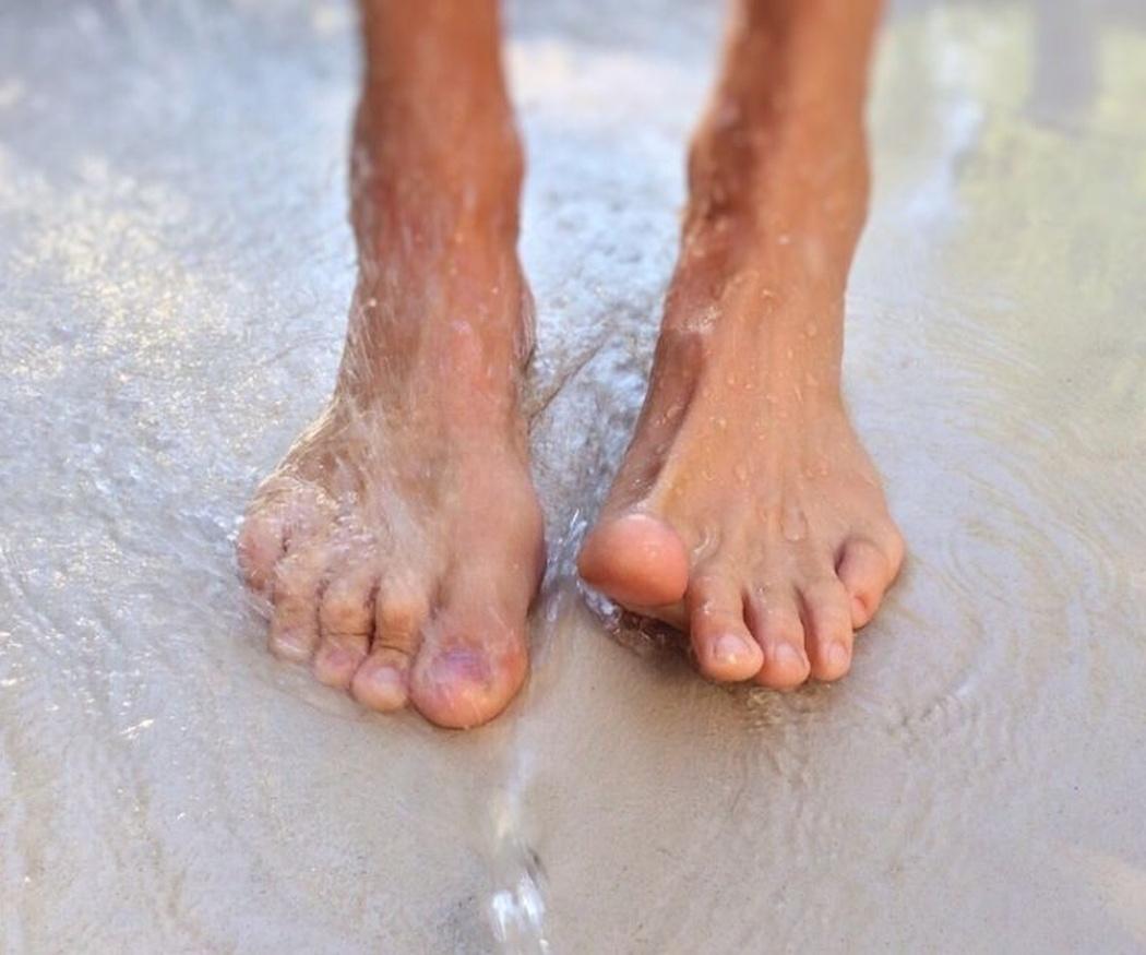 Consejos para prevenir los hongos de los pies
