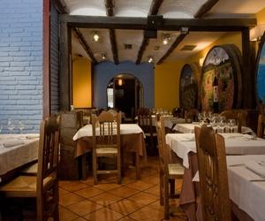 Restaurante con menú del día en Zaragoza