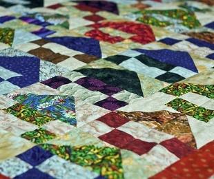 Materiales necesarios para hacer un curso de patchwork