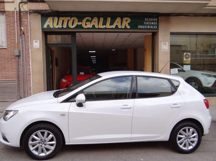 SEAT Ibiza 1.6 TDI 90cv Style AÑO 2014: VENTA DE VEHICULOS  de JUAN JOSE GALLAR MARTINEZ
