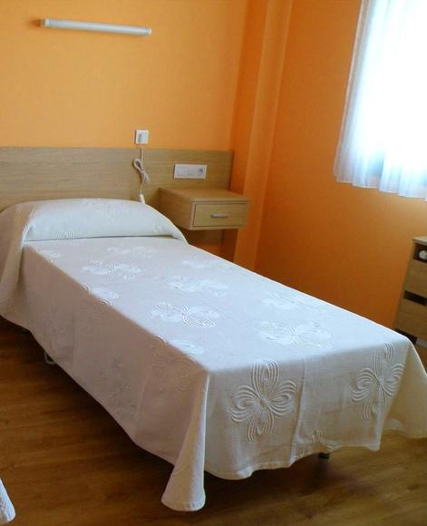 Residencias tercera edad Oviedo
