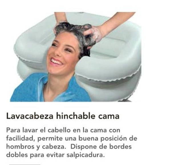 Lavacabezas: Productos de Ortopedia Ca N'Oriac
